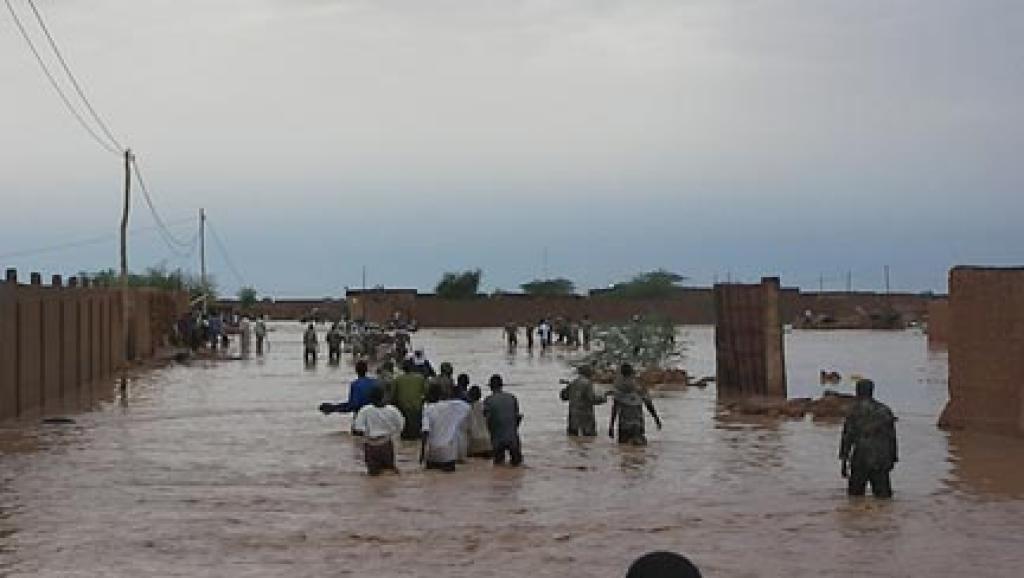 Desastre au Maroc